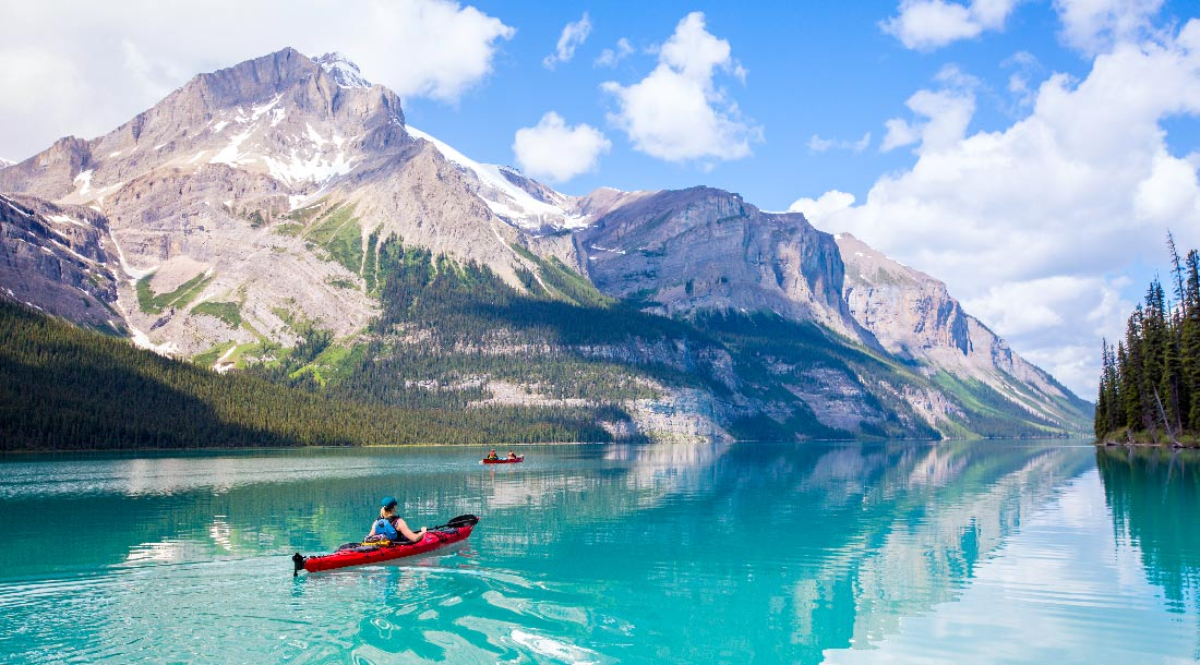 Lac Maligne | Jasper National Park