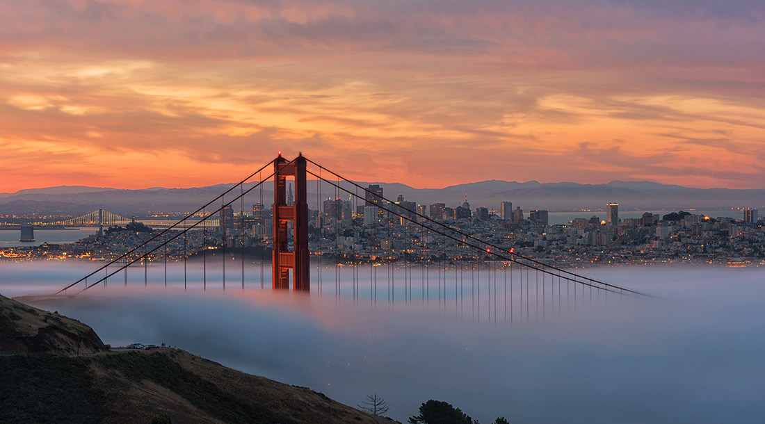 Golden Gate Bridge | San Francisco | Californie