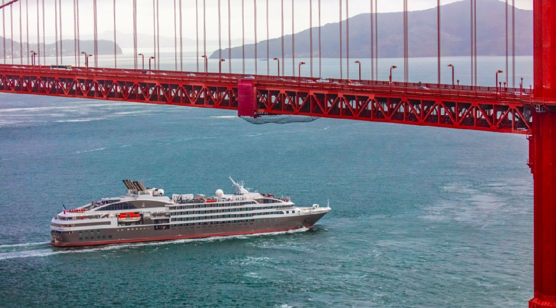 Croisière Golden Gate bridge | San Francisco